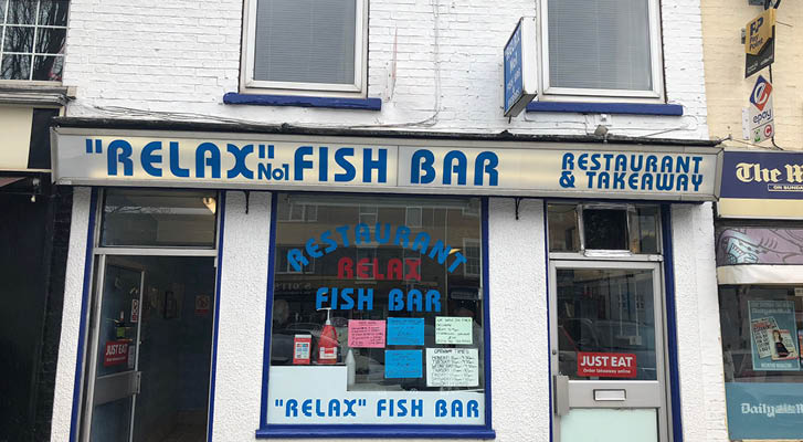 Relax Fish Bar sold by Kings Business