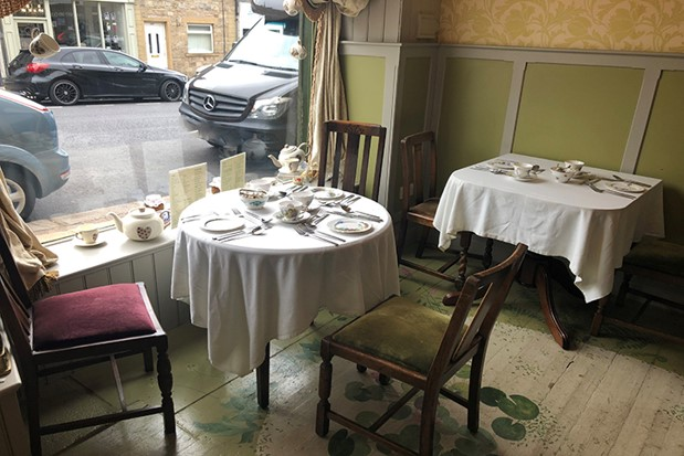 Halcyon Tea Rooms, Restaurant and Holiday Apartment Has Been Sold
