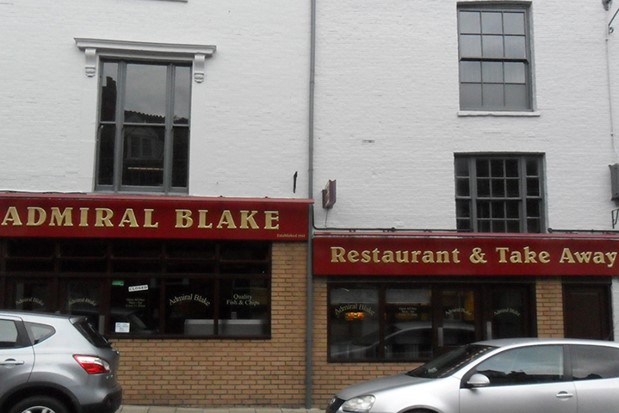 Admiral Blake's Fish Bar Has Been Sold Thanks to Kings Business
