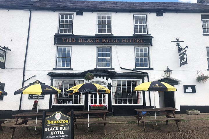 Another Successful Sale: The Black Bull in The Yorkshire Dales