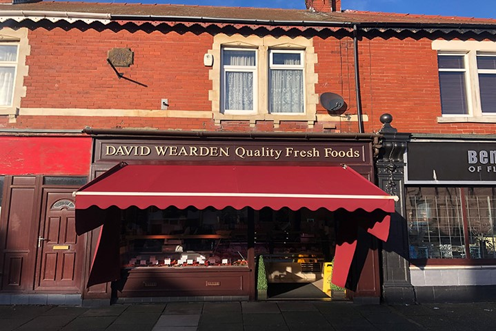 David Wearden's Sold to Experienced Group of Blackpool Butchers